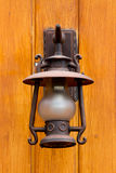 Old city lamp Royalty Free Stock Photos