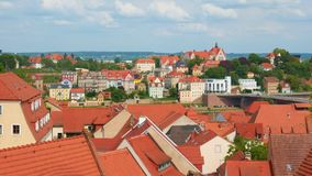 Old city Meissen Royalty Free Stock Image