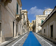Old city of Noto 1 Royalty Free Stock Image