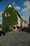 Old City of Nuremberg Royalty Free Stock Photos