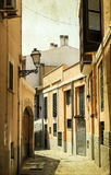 Old city of Palma de Mallorca, Spain Stock Photography