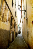 Old city of Palma de Mallorca, Spain Stock Photo