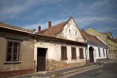 Old city, Papa, Hungary Royalty Free Stock Photos