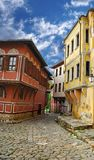 Old city Plovdiv (Bulgaria) Stock Image