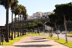 The old city of Rabat, Morocco Royalty Free Stock Photo