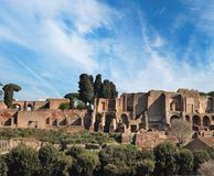 Old city of Rome Stock Photos