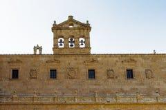 Old City of Salamanca. UNESCO World heritage Royalty Free Stock Photo