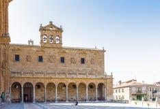 Old City of Salamanca. UNESCO World heritage Stock Photography