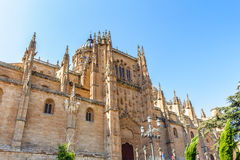 Old City of Salamanca. UNESCO World heritage Royalty Free Stock Photos