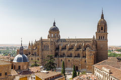Old City of Salamanca. UNESCO World heritage Royalty Free Stock Image