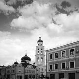 Old city Royalty Free Stock Photography