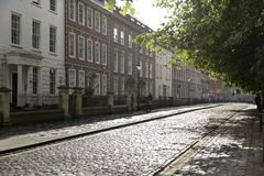Old city street Stock Photography