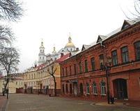 Old city street Royalty Free Stock Photos