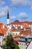 Old city, Tallinn, Estonia Royalty Free Stock Images