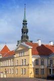 Old city, Tallinn, Estonia Royalty Free Stock Photography
