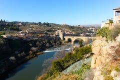Old city of Toledo Royalty Free Stock Photo