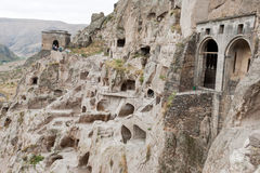 Old city Vardzia. Stock Photo