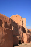 Old city wall in Marrakech Royalty Free Stock Photo