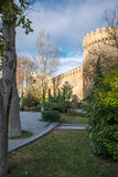 Old City Walls Baku Stock Image