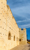 Old city walls of Fes, Morocco Royalty Free Stock Images