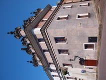 Old City of Zamosc, Poland Stock Photo