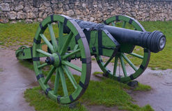 Old Civil War cannon Royalty Free Stock Image