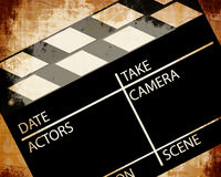 Old clapboard Royalty Free Stock Photography