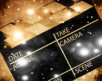 Old clapboard Stock Photography
