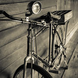 Old classic bicycle Royalty Free Stock Photos