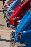 Old classic Cars Royalty Free Stock Images