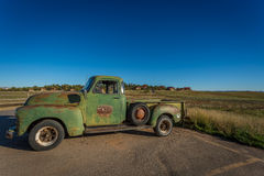 Old Classic Cars and Trucks Stock Photos