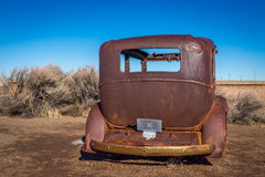 Old Classic Cars and Trucks Royalty Free Stock Photo