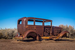 Old Classic Cars and Trucks Royalty Free Stock Image