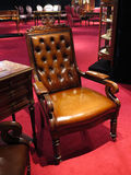 Old Classic Chair Royalty Free Stock Photo