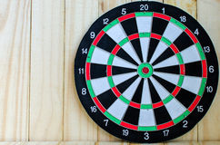 Old classic Darts Board Royalty Free Stock Photos