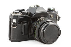 Old Classic Film Camera Stock Image