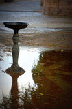 Old classic  fountain Royalty Free Stock Images
