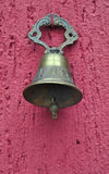 Old classic mexican church bell Stock Photos