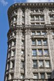 Old classic New York, Manhattan building Royalty Free Stock Image