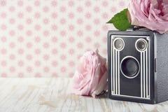 Old classic nostalgic camera3 Royalty Free Stock Photos