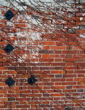 red brick texture background Royalty Free Stock Photo