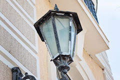 Old Classic Street Lamp Stock Images
