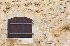 Old classic style window. Stock Images