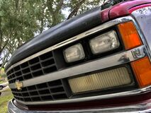 Old classic truck chevy 1989 Royalty Free Stock Photos