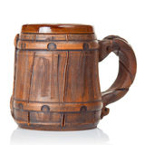 Old clay beer mug Stock Images