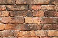 Old clay blocks Royalty Free Stock Image