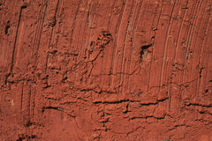 Old clay brick Stock Photography