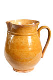 Old clay jug Royalty Free Stock Image