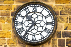 The Old Clock Stock Images