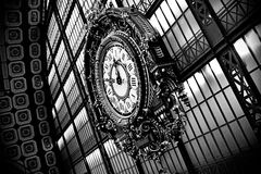 Old_clock Royalty Free Stock Photos
